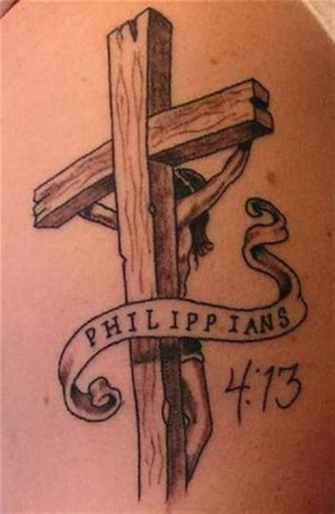 105+ Beautiful 3d Cross Tattoo