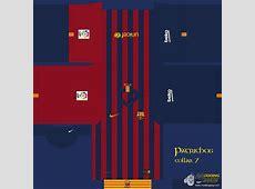 FC Barcelona Fantasy Kits FIFA 15
