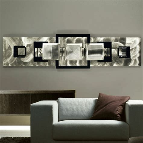 Decoration Murale Design Salon Id 233 Es De D 233 Coration Murale En Fer Archzine Fr