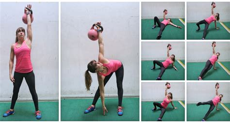 exercises kettlebell core using leg workout fitness read
