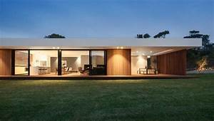 best 25 maison de plain pied ideas on pinterest plans With plan de maison moderne 12 maison moderne darchitecte construite par guemas