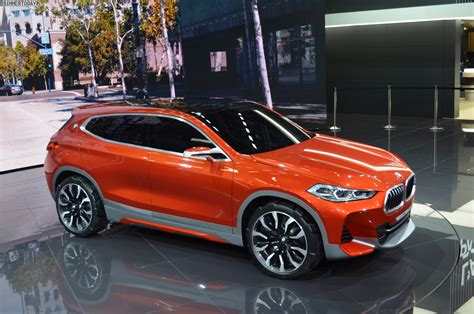 Bmw X2 Photo by 2016 Bmw X2 Concept Live Photos