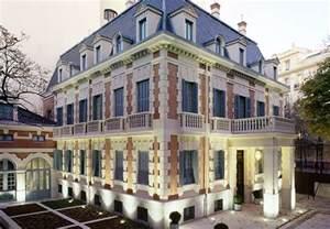 Hotel Santo Mauro Madrid Spain