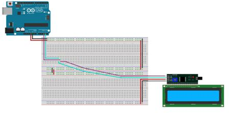 como fazer uma casa inteligente  arduino display ic