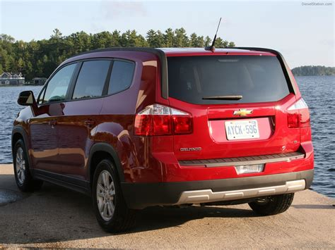 Chevrolet Orlando Picture by Chevrolet Orlando 2012 Car Picture 7 Of 22