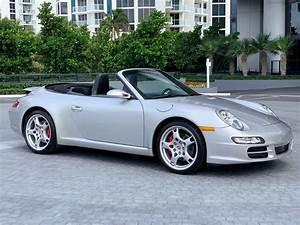 2006 Porsche 911 Carrera S Cabriolet Manual Trans  Stock
