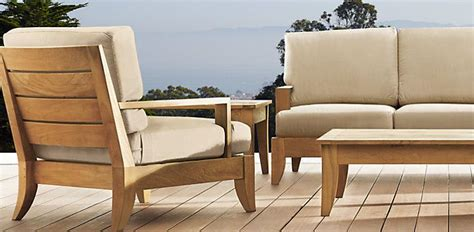 santa barbara collection natural teak restoration