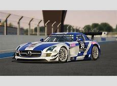 FileRAM Racing Mercedes Benz SLS AMG GT3 24H Series 2015