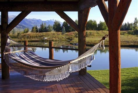 covered hammock bed 38 lazy day backyard hammock ideas