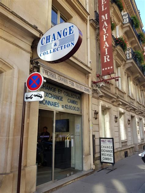 bureau de change rue de rivoli change et collection bureau de change 1 rue rouget de