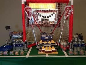 Lacrosse party | Lacrosse | Pinterest | Lacrosse and Parties