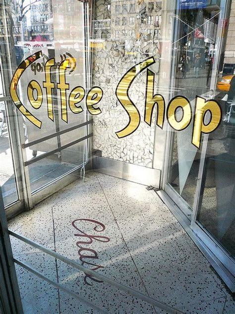 Manhattan's famed coffee shop bar and restaurant will be closing after the summer. The Coffee Shop, Union Square, NYC #nyccoffeeshop   Nyc ...