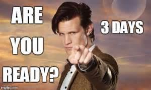 Birthday Countdown 3 Days Meme