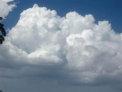 Sky Clouds Fluffy