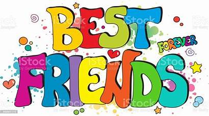Friends Forever Illustration Friendship Clipart Cartoon Illustrations