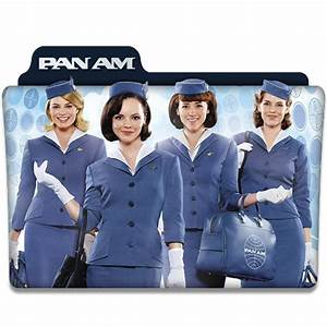 Pan Am Serie : pan am tv series folder icon by dyiddo on deviantart ~ Watch28wear.com Haus und Dekorationen