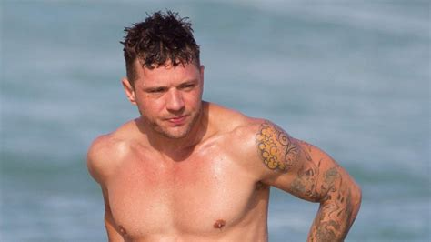ryan phillippe shows   insane  dad bod wet