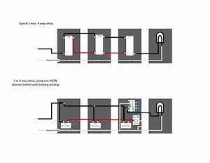 Ge Z Wave 4 Way Switch Wiring Diagram