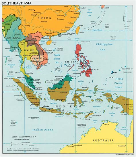 maps  asean countries asean