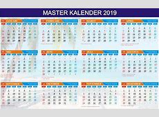 Template Kalender 2019 Vector Cdr Gratis Free Download Desain