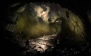 2D Art: Dracula Castle - 2D Digital, Digital paintings ...