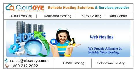 cloudoye      web hosting services