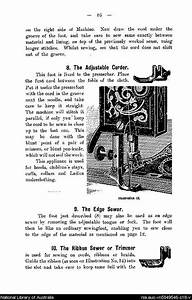 Pin On Wertheim Sewing Machine Manual