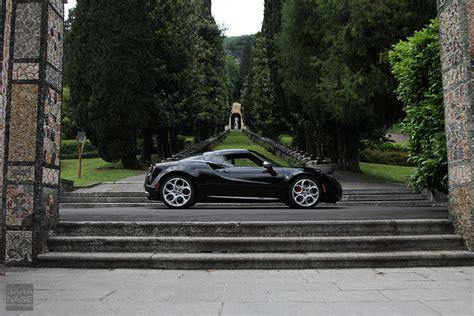 Alfa Romeo Italy :  Alfa Romeo 4c To Villa D'este + Gotthard Pass