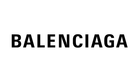 Balenciaga   Luxury brand logo, Fashion logo branding ...