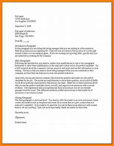 17 pdf how to write an application letter address example With how to wirte a cover letter