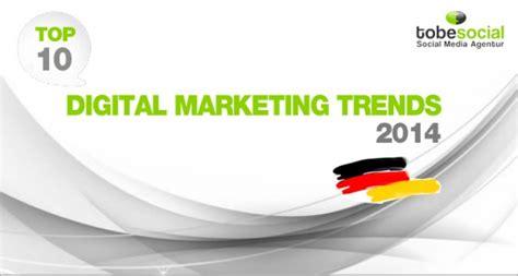 digitales marketing 2014 die 10 spannendsten trends