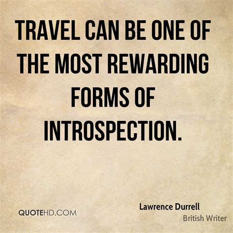 The Most Rewarding by Durrell Travel Quotes Quotehd