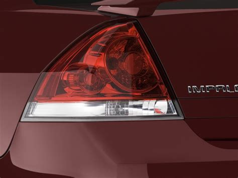 2008 chevy tail light image 2008 chevrolet impala 4 door sedan ss tail light