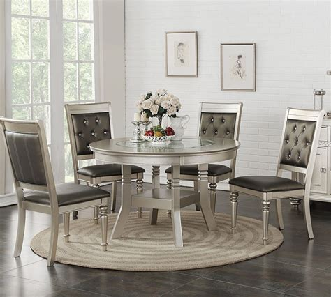 stella silver  dining table set  tables