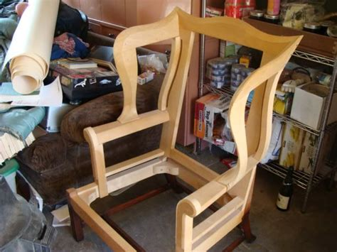 wing  chair show   arm chairs sofa frame