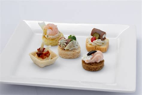 freezable canapes cold canapes assortments capanes assortments by