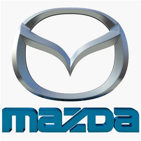 Mazda Logo 3d Model Max Obj 3ds Fbx Cgtradercom
