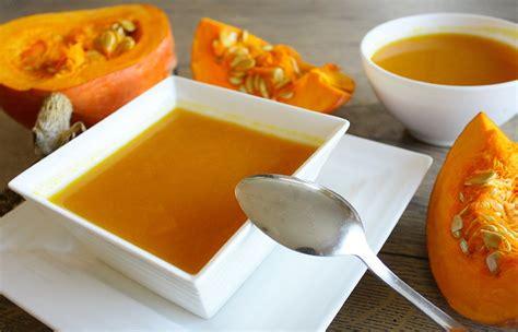 potiron cuisine recette soupe de potiron