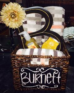 bridal shower gift idea gifts more pinterest With wedding shower gifts