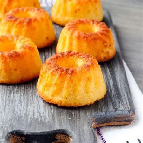 cuisine du monde facile recette mini gâteaux au yaourt