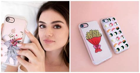 Lucy Hale Designs Phone Cases with Casetify | Teen Vogue