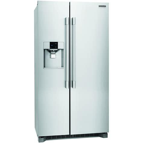 frigidaire cabinet depth refrigerator fpsc2277rf frigidaire professional 23 39 counter depth