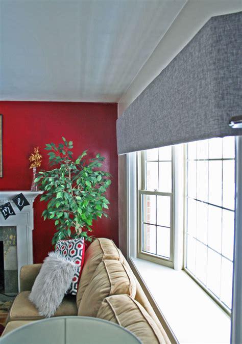 Foam Board Cornice Window Treatments by A High End Look For Less Foam Board Cornice Window