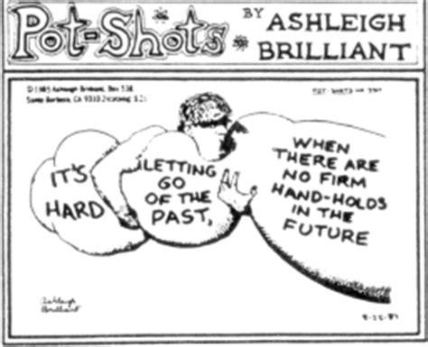ashleigh brilliant sample potshots