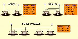 Series Vs Parallel Hookup