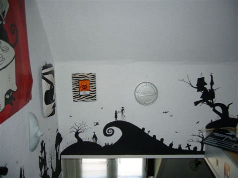 nightmare before christmas wall decals nightmare before christmas decal etsy with nightmare