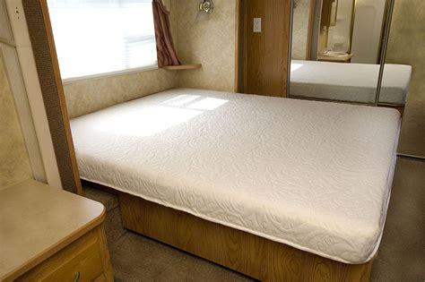 rv mattresses semi truck mattresses rv gel infused