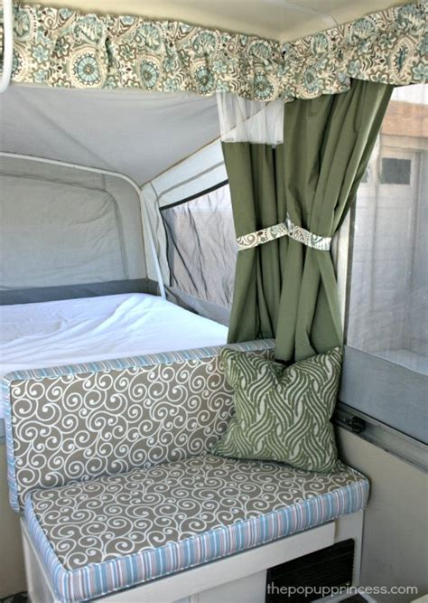 Reupholster Rv by Reupholstering Your Cer Cushions The Pop Up Princess