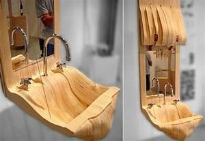 Waschbecken Aus Holz : designer waschbecken 45 kreative vorschl ge ~ Sanjose-hotels-ca.com Haus und Dekorationen