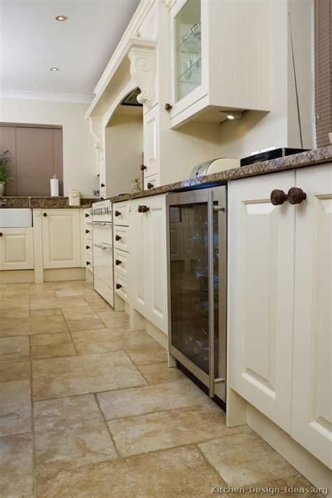 white kitchen tile floor ideas pictures of kitchens